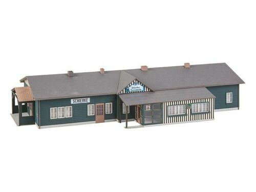 Faller 110136 Gare Henke Lasercut-Modèle Kit h0