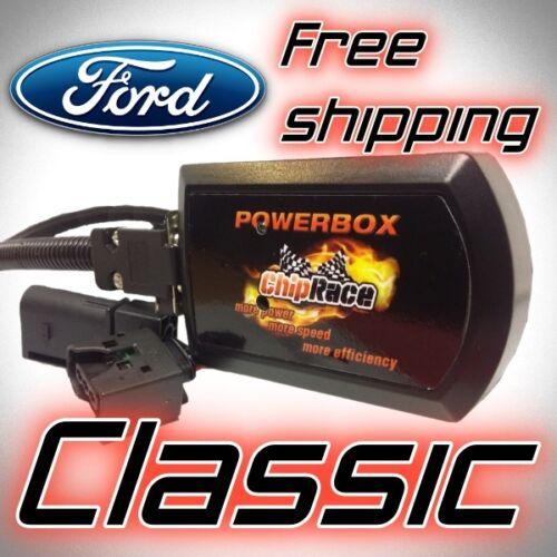 FORD MONDEO MK4 2.2 TDCI 175HP 2008-/> TUNING CHIP BOX CHIPTUNING POWERBOX CR