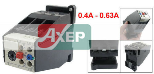 A● JRS2-63F3UA59 Motor Protection Thermal Overload Relay 1 NONC