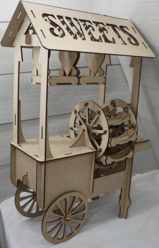 M113 CANDY Panier//roue sweetstand anniversaire Affichage Table de fête de mariage Taille XL v2