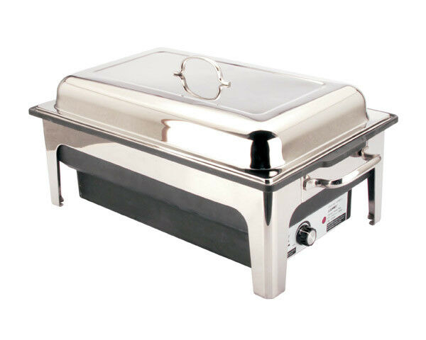 NEW Sunnex Electric Chafer Food Serving Christmas Buffet Warmer 1/1GN13.5L Dish