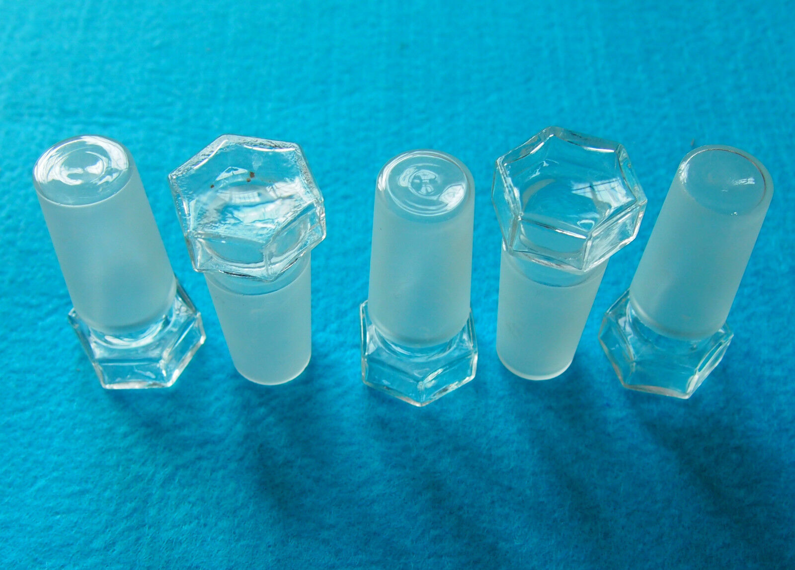 24/40,Glass Stopper,5 Pcs/Lot,Lab Bottle Plug,Laboratory Chemistry Glassware 3