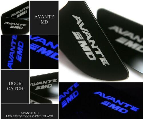 4ea//1set Inside LED Door Catch Plate for HYUNDAI ELANTRA ; Avante MD //////