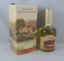 ERBOLARIO Wasser parfüm SANDALE 50ml frau mann scent sandalwood woman Mann