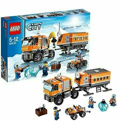 Lego City 60035 Arctic Outpost NEW