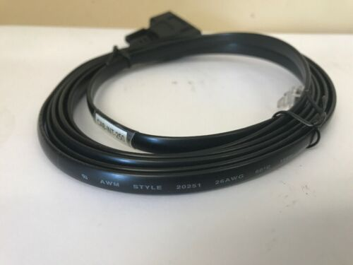 DB9 rs232 to 6P6C  leadshine stepper driver serial communication cable