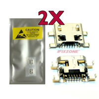 2 X Micro Usb Charging Sync Charger Port For Lg G3 Stylus D693 D693n Usa