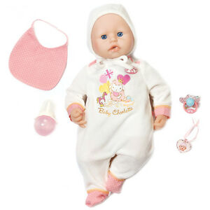 Baby Annabell Baby Charlotte Interactive Doll (46cm) NEW ...
