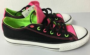 d608d160ee37 Image is loading Converse-All-Star-Shoes-Double-Tongue-Juniors-5-
