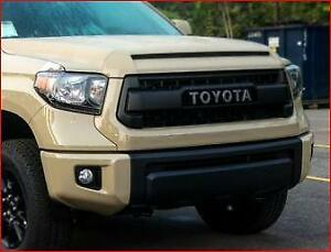 Image Is Loading 2017 Genuine Toyota Tundra Trd Pro Grille
