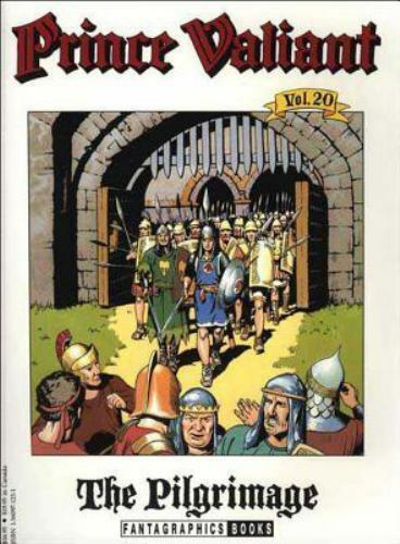 The Pilgrimage Vol. 2 : Prince Valiant by Hal Foster