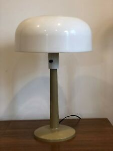 Details About Thurston Lightolier Mushroom Lamp Vintage Mid Century Modern Basic Concept