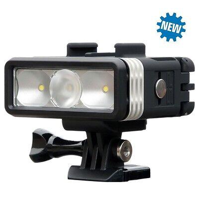 NEU SP Gadgets POV Light 2.0 / LED Videoleuchte / Tauchlampe für GoPro Hero
