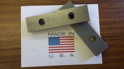 8/'/'x2/'/'x1/'/' Reversible Steel Vise Jaws