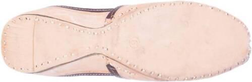 Details about  /Women Leather Jutti Handmade Mojari Khussa Traditional Punjabi FlipFlops