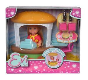 Simba-105733050-Evi-Love-Burger-Shop-Neu