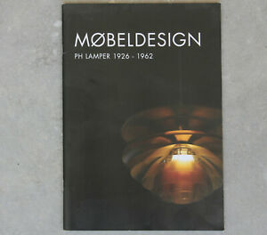 M-beldesign-PH-Lamps-1926-1962-Rare-Book-Louis-Poulsen-Eames-Danish-Design-1950s