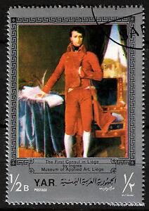 Stamp-New-Napoleon-Bonaparte-Paintings-Yar-88M370