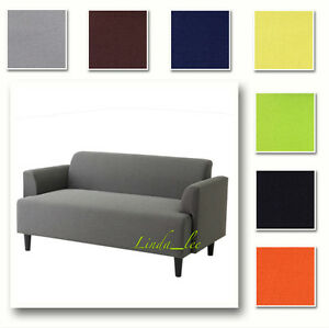 Image Is Loading Custom Made Cover Fits Ikea Hemlingby Two Seat