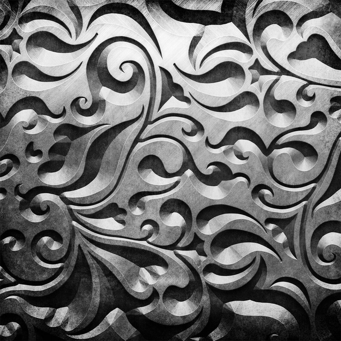 3D Carved Vines 51 Wall Paper Wall Print Decal Wall Deco Indoor AJ Wall Paper