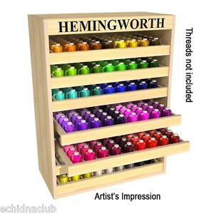 Image Is Loading Embroidery Thread Storage Cabinet By Hemingworth S 315