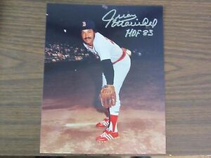Juan-Marichal-Autograph-Signed-8-x-10-Photo-Boston-Red-Sox-HOF-83