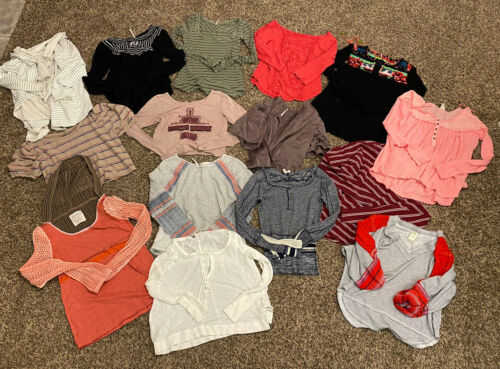 Huge Lot Women's Free People & We The Free Tops Sm