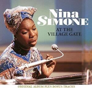Nina-Simone-At-The-Village-Gate-2017-Remaster-CD-NEW-SPEEDYPOST