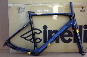 be71d6ec4e6 Image is loading Cinelli-Superstar-Endurance-Road-Bike-Frame-amp-Fork-
