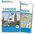 MERIAN live! Reiseführer London von Heidede Carstensen und Sünje Carstensen (2015, Taschenbuch)