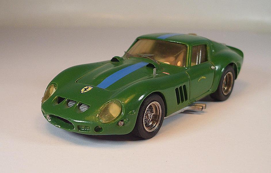 AMR 1 43 Ferrari GTO grün Handmade  2564