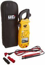 New Multimeter Uei Test Instruments Dl369 Digital Clamp On Meter G2 Phoenix Cat3