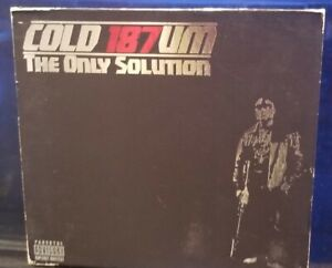 Cold 187um / Big Hutch - The Only Solution CD insane clown posse twiztid icp