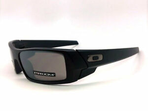 2ea9ad7cbb8f3 New Oakley OO9014-4360 Gascan Matte Black   Prizm Black Lenses ...