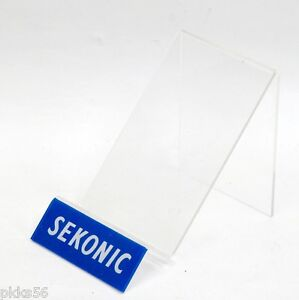 Sekonic DISPLAY STAND ( for CAMERA SHOWS, CAMERA STORES, PERSONAL COLLECTION ) !