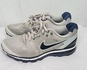 the best attitude 42a7a 47fa4 Image is loading Nike-Air-Max-2010-Mens-Running-Shoes-size-