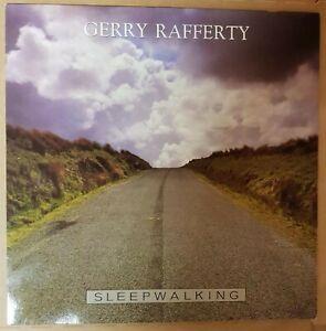 Gerry-Rafferty-Sleepwalking-LP-Vinyl-Schallplatte-Rock-Pop-washed-amp-cleaned
