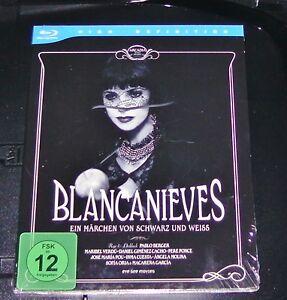 BLANCANIEVES-EIN-MARCHEN-DE-NEGRO-Y-BLANCO-BLU-RAY-NUEVO-Y-EMB-ORIG