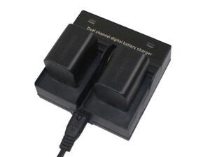 Dual-Charger-2x-Battery-for-JVC-BN-VG121U-GZ-EX555-GZ-EX510-GZ-EX315-GZ-EX310