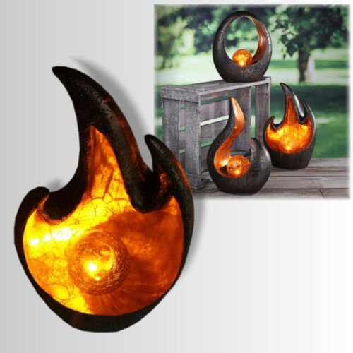 3 Designs  Deko LED Solar Tischleuchte,Garten-Solarleuchte,Solarlampe