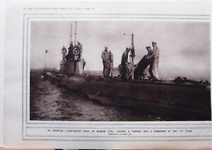 1915 Première Guerre Mondiale G.mondiale 1 Imprimé Chargement A Torpedo Dans Zdtiedey-08000555-506177280