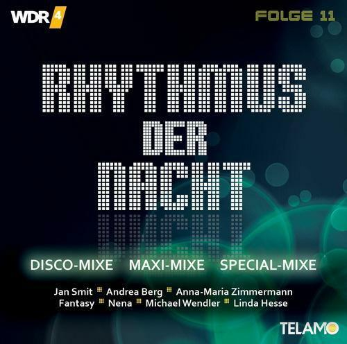 Various - Wdr4 Rhythmus der Nacht Folge 11 /4