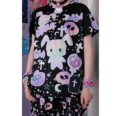 No Waifu No Laifu Anime Shirt Kawaii Goth Pastel Shirt