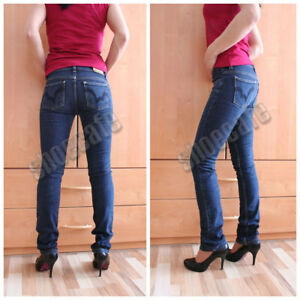 Damenjeans-W27-Blue-Jeans-Review-5-Pocket-Jeans-Stretchjeans-Roehrenjeans-Skinny