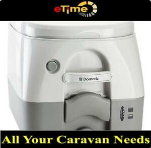 Dometic Potti Sanipottie 972 Portable Toilet Caravan Camping Marine Skilful Manufacture Other Camping & Hiking Outdoor Sports