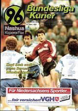 BL 88/89 Hannover 96 - Borussia Mönchengladbach, 25.03.1989