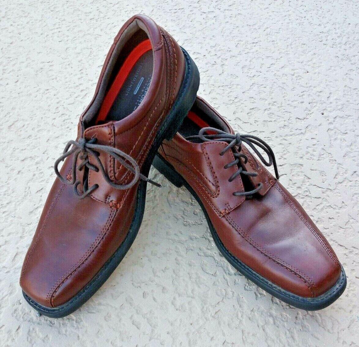 ROCKPORT Men's 10.5 Walkability Lightweight Flexible Shock Absorb new shoes shoes  2