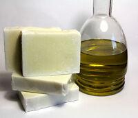 5 Bars Greek Pure Handmade 100% Extra Virgin Olive Oil Soap Castile Soap Organic