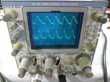 Tektronix Sc503 Oscilloscope Tested 10 Mhz Analog Oscilloscope