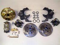 1962 63 64 65 66 67 Chevy Nova Power Disc Brake 2 Drop